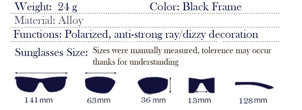 = SCOBER = Սև Full Rim ուղղանկյուն Վարորդ - Հագուստի պարագաներ - Լուսանկար 6