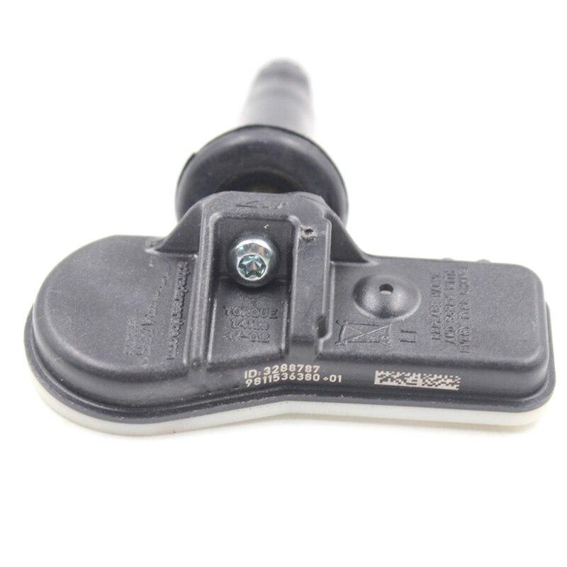 Válvula de presión de neumáticos de reemplazo OE Para Ford Fiesta 2014-EOP 4 TPMS Sensores