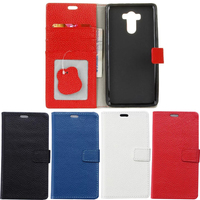 Uftemr Case For Xiaomi Redmi 4 Prime Cases Magnetic Genuine Leather Flip Wallet Cover Case For
