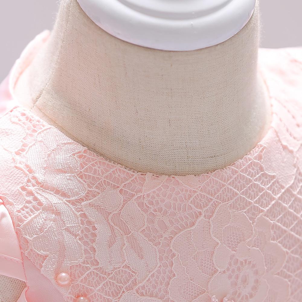 bfd62841ccd2 Baby Girls Princezna šaty 2018 letní květinové krajky Tutu tyly ...