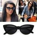 2017 de La Moda Del Ojo de Gato gafas de Sol de Las Mujeres Diseñador de la Marca de La Vendimia Femenina Gafas de Sol de Las Señoras Gafas de Sol Gafas De Sol Feminino Gafas