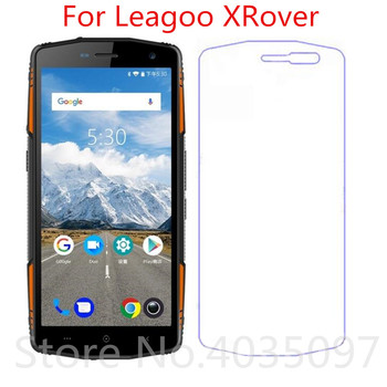 Glass For Leagoo XRover Screen Protector Tempered Glass For Leagoo XRover glass For Leagoo XRover Anti-Scratch Protective Film