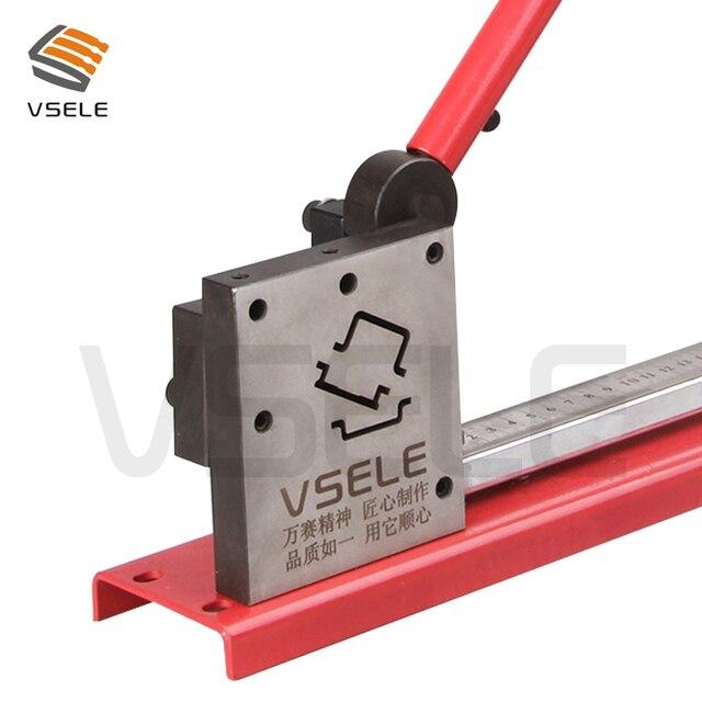 Din schiene cutter, R310BEK din schiene schneiden werkzeug, einfach cut mit messen lehre cut mit lineal