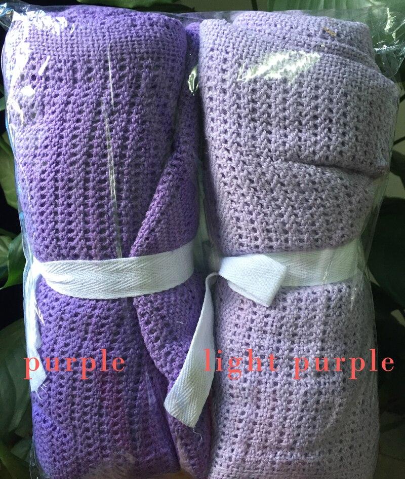 Alto quanlity algodón Mantas patrón lindo bebé envuelve para recién ...