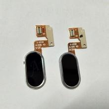 מקורי לmeizu M3 הערה בית כפתור מודול (לא עבור L681H) מגע מזהה חיישן בסדר מפתח טביעות אצבע חיישן כפתור