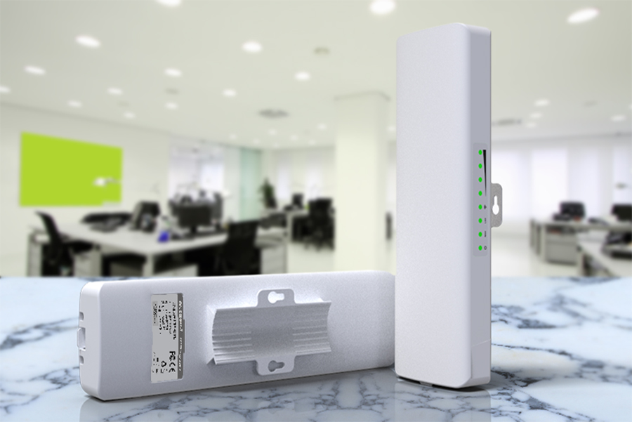2.4 GHz outdoor CPE bridge 300Mbps long range Signal Booster extender 1-3k Wireless AP 14Dbi Outdoor wifi repeater wi fi router