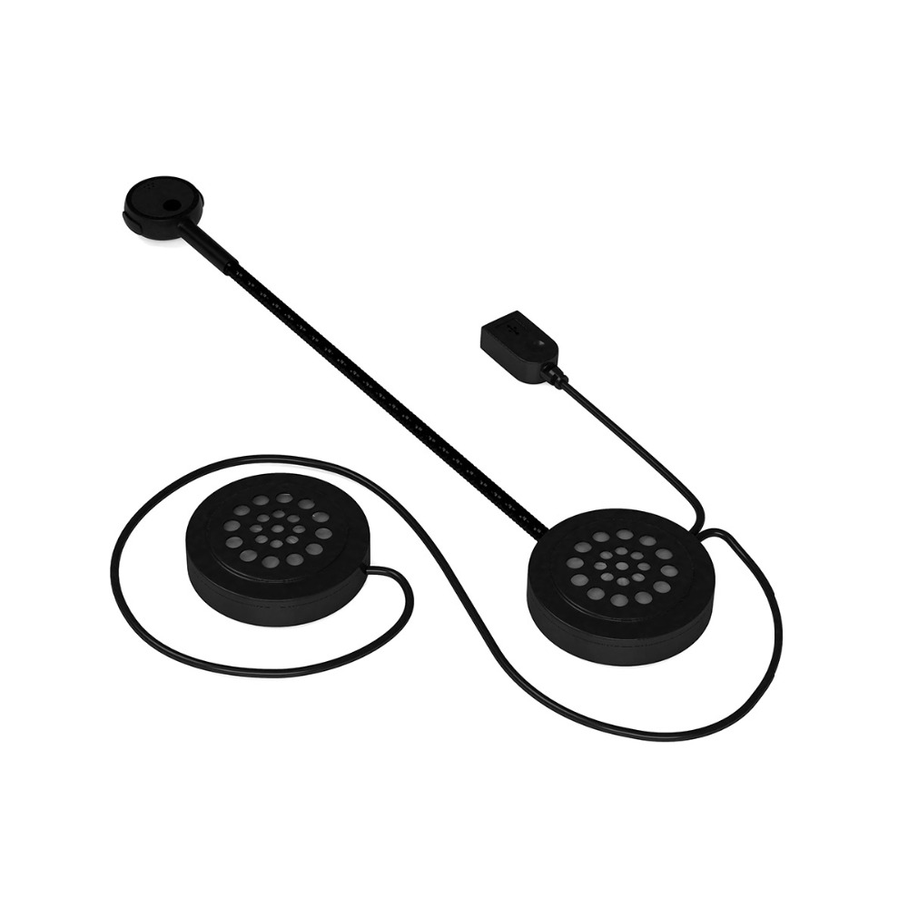 Motorcycle Bluetooth Intercom Helmet Headset Earphone Kit