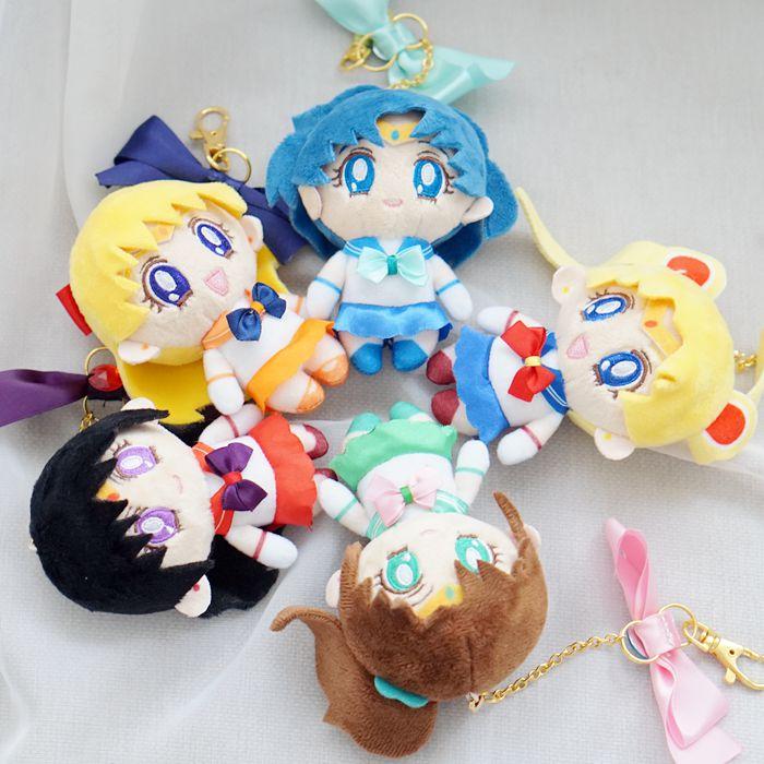 Sammeln & Seltenes 10 Cm Sailor Moon Dame Serenity Anime Plüsch Puppen Nette Ornament Puppe Kette Anhänger Schöne Cartoon Spielzeug X Mas Geburtstag Geschenke Neue Reichhaltiges Angebot Und Schnelle Lieferung