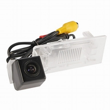 HD Car Rear View Parking Camera For Volkswagen Passat 2011 Back up Camera With Parking Line Waterproof night vision