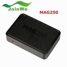 Mejor Linux mag250 IPTV caja, Set Top Box Wifi de la ayuda usb conector, Cable No incluye cuenta IPTV Mag 250 tv set top box