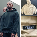 2017 Men's sportswear black hoodie Kanye west Hip Hop Swag Fear of God Season 1 Sweatshirt Yeezus Fashion Pablo Hoodies svitshot