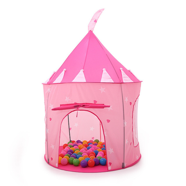 Popular Boy Tents Outdoor And Indoor Ball Toy Tent Pink Foldable Tent Portable Tipi Children Castle  sc 1 st  AliExpress.com & Popular Boy Tents Outdoor And Indoor Ball Toy Tent Pink Foldable ...