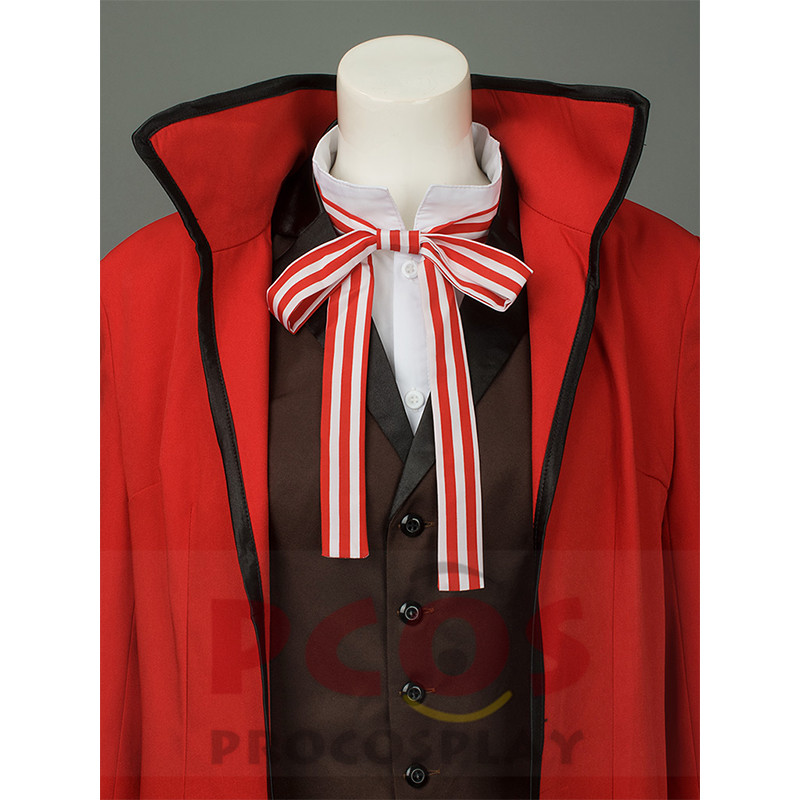 Kuroshitsuji Grell Sutcliff Cosplay Costume Black Butler Cosplay Costume DEATH mp003219