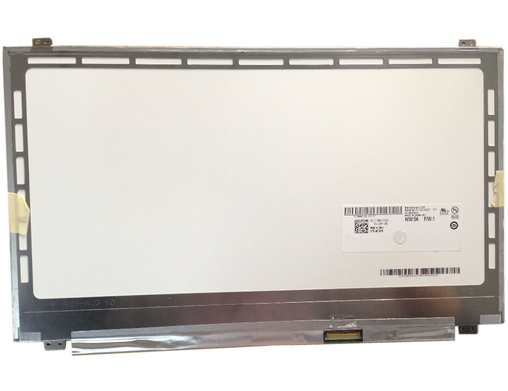 B156HW03 V.0 fit N156HGE-LB1 N156BGE-LG1 N156BGE-LA1 B156HTN03.3 B156HTN02.1 15.6LED 1920X1080 1920*1080 Slim Display NEW 40PIN