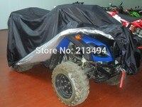 190 t motocicleta capa à prova d' água quad bikes atvs apto para honda yamaha suzuki can-am até 800cc