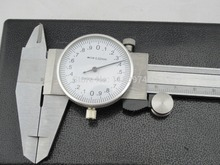 Cheapest prices free shipping! 100-150mmInternal Outside Dial Vernier Caliper 0-15CM stainless steel dial caliper,jewelry tools,digital caliper