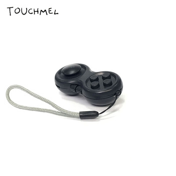 TOUCHMEL Fidget Pad Anti Stress Fidget Hand Shank Cube EDC Spinner Toy