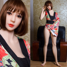 New 168cm Japanese Life Size Sex Dolls,Lifelike Real Silicone Mini Love Doll With Big Breast Oral/Vagina Sexy Toys For Man