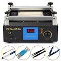 YIHUA 853A цифровой термостатический свинец предварительного нагрева сварочная платформа BGA ремонт платформы предварительного нагрева платфо...