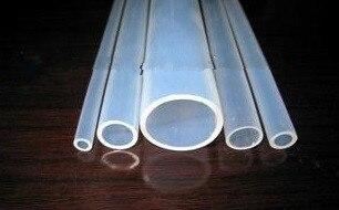 Teflon Heat Shrink Tubing FEP tube  OD*ID=15*12mm  Length:10m  Resistance to Ozone & High temperature & acid & alkali