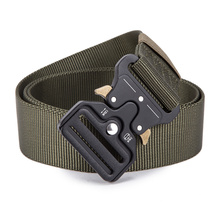 FRALU 2019 Hot Mens Tactical Belt Military Nylon Belt Outdoor multifunctional Training Belt High Quality Strap ceintures