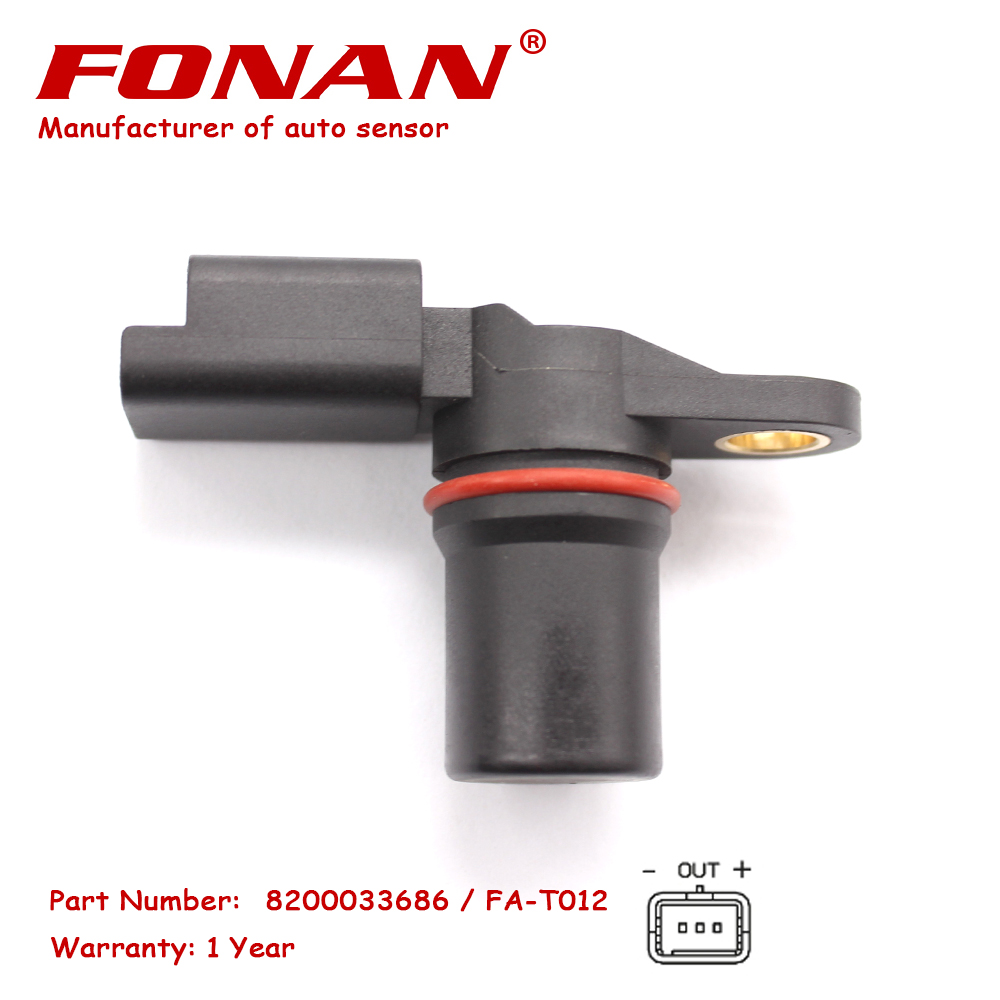 US $7 41 11% OFF|8200033686 Camshaft Position Sensor for RENAULT CLIO II  THALIA I MEGANE II SCENIC II MEGANE II GRAND 1998 8200285798 7701058077-in
