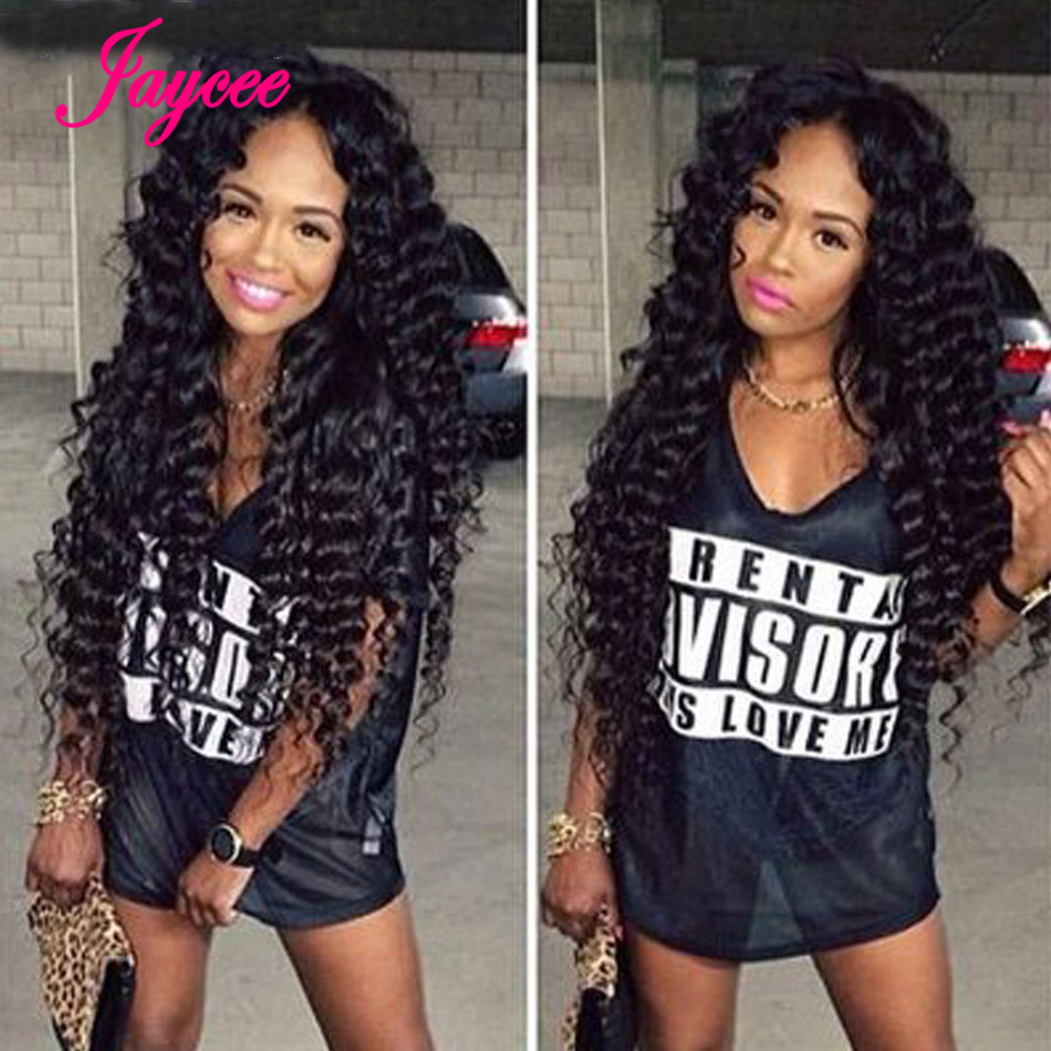 Malaysian Deep Wave Deep Curly Hair Ishow Hair Products