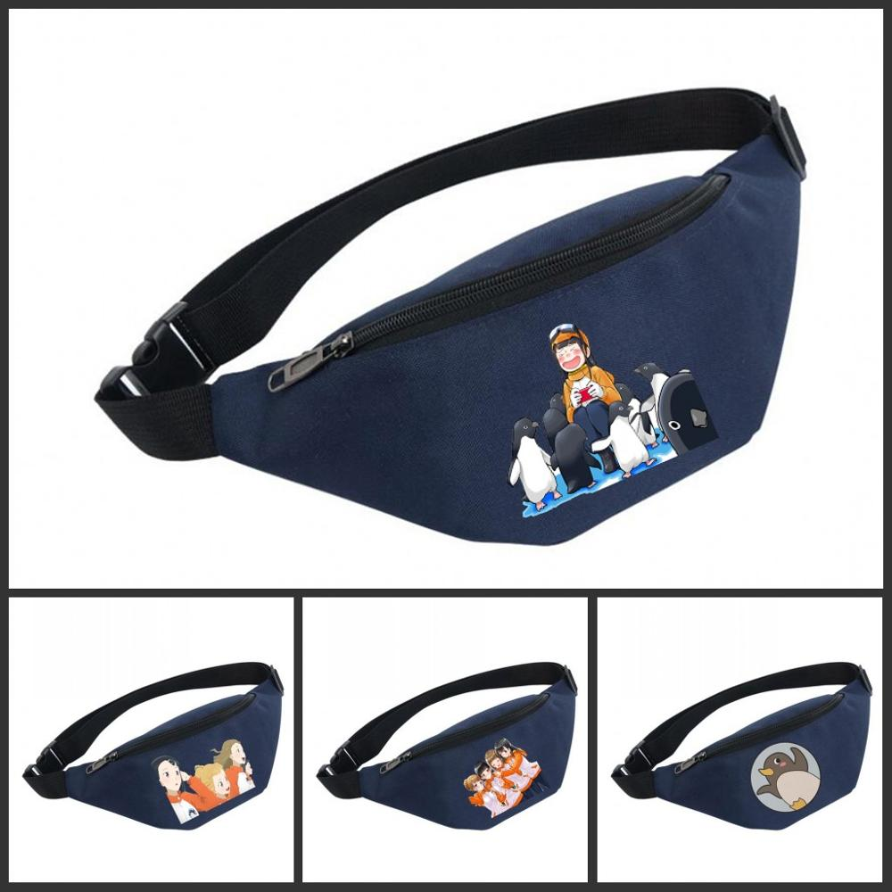 Waist Bag Women Belt Waterproof Chest Handbag Unisex Fanny Pack Ladies Waist Pack Belly Bags For A Place Further Than The Univer
