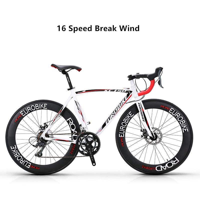 New Road Bike 14/16 sürətli 700C * 52cm velosiped Alüminium - Velosiped sürün - Fotoqrafiya 4