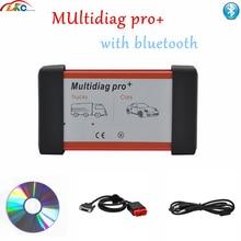 Multidiag Pro NEC 5В реле V3.0 доска R3/,00 Bluetooth OBD OBDII диагностический инструмент для автомобилей/грузовиков
