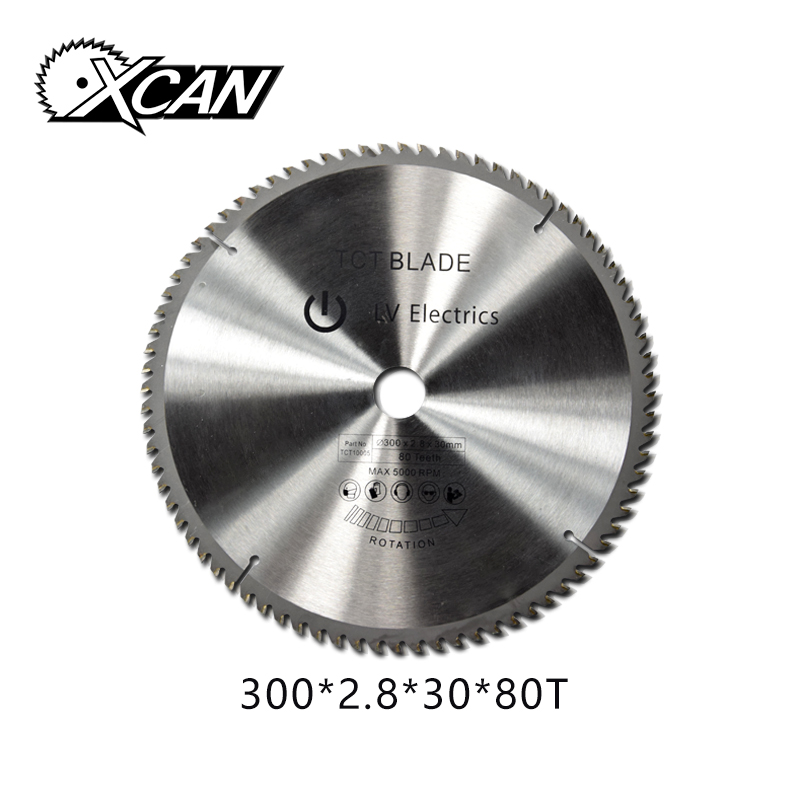 цена на 1Piece Diameter 12'' Inch Teeth 80 Z Wood Carbide Circular TCT Saw Blade