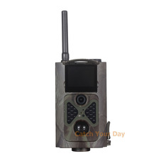HC500M HD 12MP GSM MMS GPRS SMS Control Scouting Infrared Trail Hunting Camera