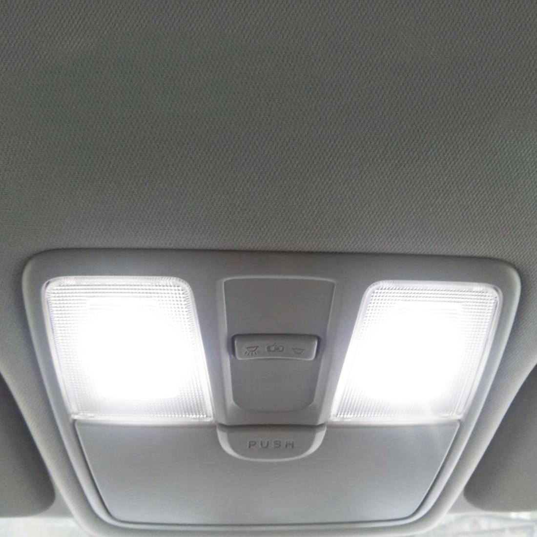 Tonewan nouvelle Voiture Super Bright Led Intérieur Dôme Lecture Lumière intérieur Lumière Pour KIA RIO K2 2006-2012 pour Hyundai Verna solaris