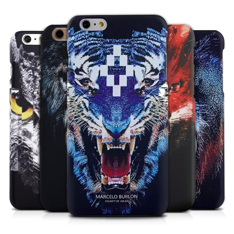 Marcelo Burlon - Cover Team Wolf - iPhone 8 / 7 - Apple - County