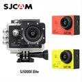 Sjcam sj5000x elite câmera ação wi-fi ultra hd dv 4 k 24fps 2 K 30fps Cam Esportes Sj 5000X Mergulho 30 M À Prova D' Água Câmera Esporte