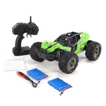 DEER MAN 1:12 Cross Country Vehicle 25KM/H 2 Batteries Remote Control Model Off-Road Vehicle Toy 2.4GHz RC Climbing Car Model 1 16 rc car toys for children 2 4g 4wd big foot cross country climbing vehicle modified charging remote control car toy model
