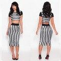 2015 Мода Sexy Вечерний клуб Bodycon Платье Вечернее Платье Тонкий женщины комплект Бесплатная доставка