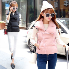 Womens Winter Jackets And Coats Sale Time limited Down 2016 Korean Coat Jacket Vest Dress Slim