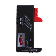 Universal Digital LCD Battery Checker Indicate Volt Tester Electrical Instruments Measure Tools for 1 5V and