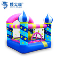 Doctor Dolphin Stars Castle Inflatable Bouncer