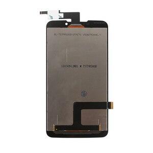 Image 4 - Para zte Starxtrem SFR Grand Memo N5 U5 N9520 V9815 Monitor LCD y el Panel táctil piezas de reparación de teléfono móvil conjuntos