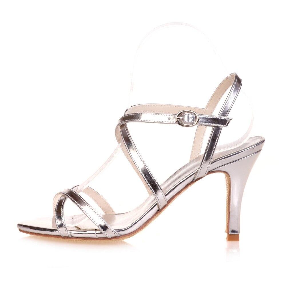 Cm Sexy Chaussures Sandale De Bleu À Talons Creativesugar Lady D'été 5 8 Bracelet Métallique Argent Cocktail Hauts Or Robe Mariage Croisés nI6IwtTzXq