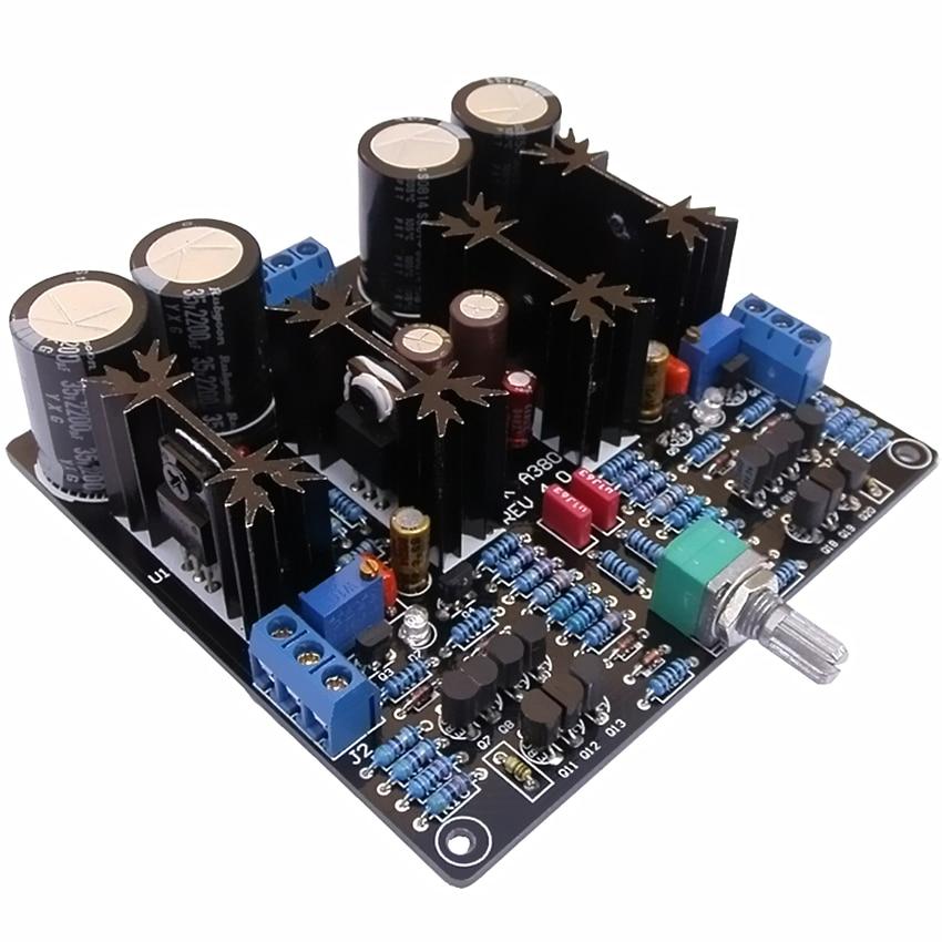 JC 2 Preamp plate preamplifier Pre class power pre amplifier for class a preamplifier board