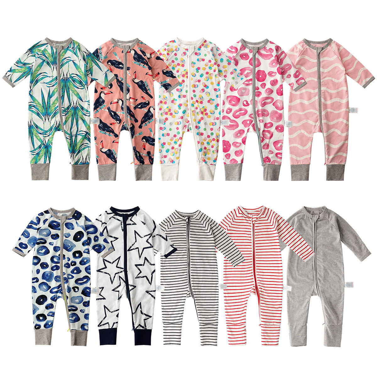 Baby Boys Girls Cotton  Romper Newborn Rompers Baby Conjoined Clothes Climbing Clothes during Spring And Autumn  pure cotton cotton baby rompers set newborn clothes baby clothing boys girls cartoon jumpsuits long sleeve overalls coveralls autumn winter