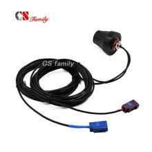 Gps Automotive Fakra Auto Antenne Met 4G 3 Meter Kabel