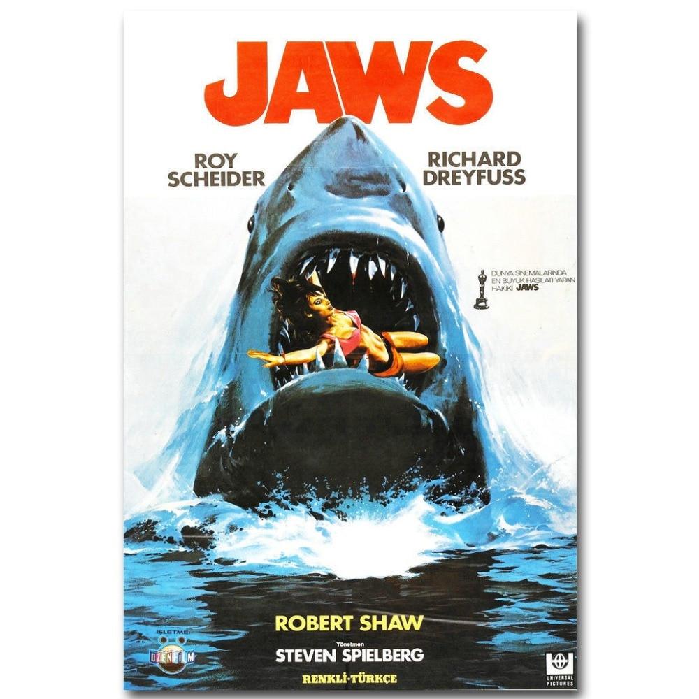 FX140 Hot Jaws 2 Classic Shark Horror Blood Movie Film ...