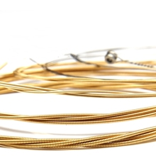 Amola A60XL 010-048 Acoustic Guitar Strings set Steel Phosphor Bronze Wound Guitar Accessories 6 strings /set