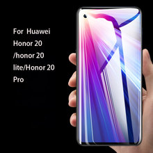AG Privacy Tempered Glass For Huawei Honor 20 Pro Screen Protector Full Cover  honor lite Protective Film