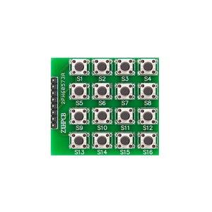 Image 4 - Kit électronique RTC de relais de LED de platine de prototypage 1602 LCD 830 pour Arduino Uno R3 Kit de démarrage Version améliorée