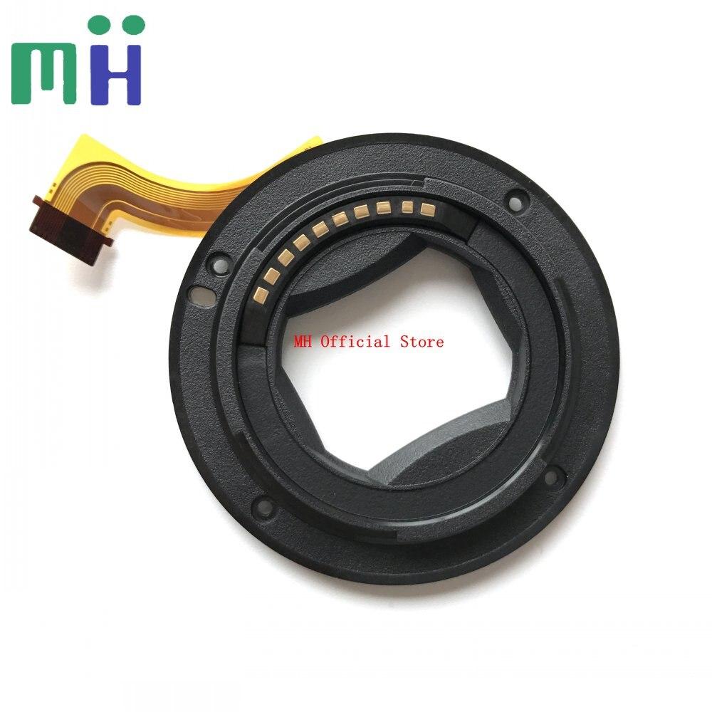 NEW Lens Bayonet Mount Ring Contact Point Cable Flex Unit For Fuji Fujifilm 16 50 XC